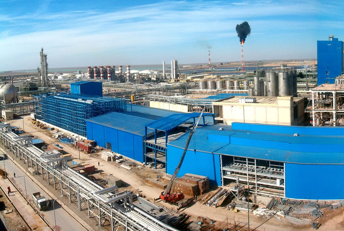 AmirKabir Low Density Poly Ethylene Plant