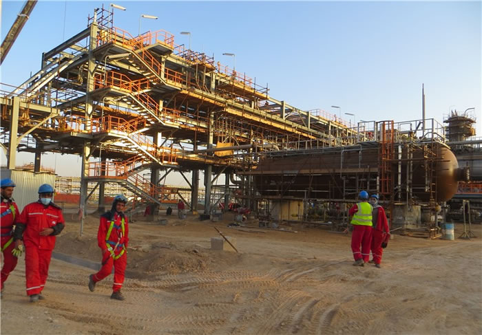 Development Phase 1 of Yadaravan Oil Field Khouzestan – Iran